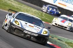 #90 Farnbacher Racing Ferrari F430 GT: Pierre Ehret, Pierre Kaffer