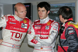 Alexandre Prémat and Mike Rockenfeller