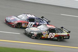 Sterling Marlin and Patrick Carpentier