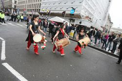 Indian Drummers performance