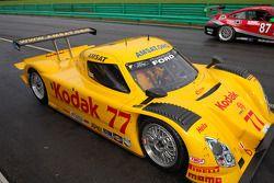 The #77 Ford Dallara