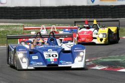 Racing Box Lucchini – Judd : Marco Didaio, Marco Savoldi, Filippo Francioni