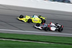 A.J. Foyt IV and Ed Carpenter