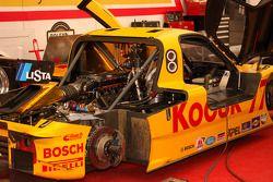 Doran Racing Kodak Ford Dallara