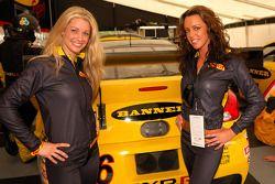 Gorgeous Pirelli girls