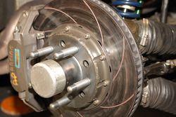 Banner Racing Pontiac GXP.R brake detail