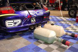 TRG Porsche GT3 Cup and ATL fuel cells