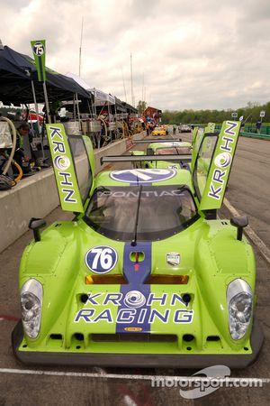 #76 Krohn Racing Pontiac Lola