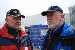 Tatra Team: Milan Loprais and Karel Loprais