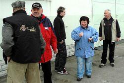Tatra Team: team Loprais gets ready