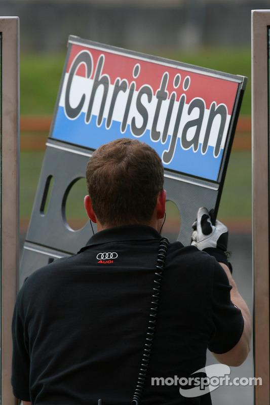 Pitsign Christijan Albers, Futurecom T.M.E. Audi A4 DTM 2006