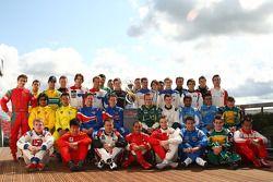A1GP End of season driver photo