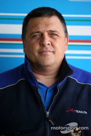 Massimo, A1 Team Italy