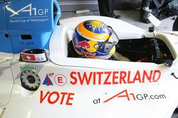 Neel Jani, Fahrer des A1 Team Schweiz