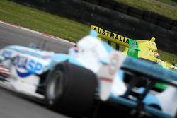 Nathan Antunes, driver of A1 Team Australia