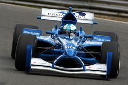 Francesco Provenzano, driver of A1 Team Italy