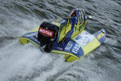 #33 Ixe Team: Laurent Chevalier, Christophe Poulain, Rodolphe Gibeaux, Franck Thieulent