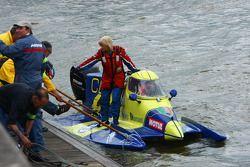 #23 Ixe Team: Frédéric Roguez, Yves Roguez, Marit Stromoy, Colllin Jelf