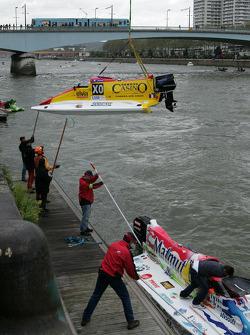 24 Hours motonautic of Rouen