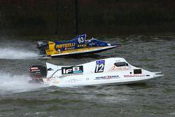 #12 Team Star Boat: Christophe Larigot, Frédéric Talent, Guillaume Gougeon, Franck Mercken