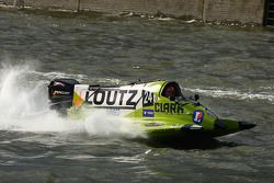 Team Loutz : Aurélien Loutz, Philippe Paul, Franck Levillain, Romain Heluin