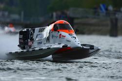 #2 Team Rmsm Brp: Peter Morin, Franck Revert, Nelson Morin