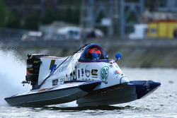#35 Team Caroline: Christophe Piot, Sébastien Ducellier, Christian Roux, Stéphane Octau
