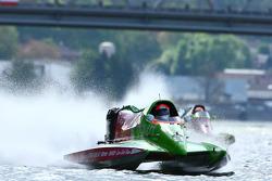 #5 V S I Racing: Carlos Goncalves, Olivier Rocquigny, Xavier Lebleu, Guillaume Fouquet