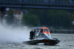 Team Rmsm Brp : Peter Morin, Franck Revert, Nelson Morin