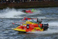 #50 Dad Racing Team: Weymeesch Stéphane, Letellier Joachim, Giffard Christian, Fourmont Mathieu