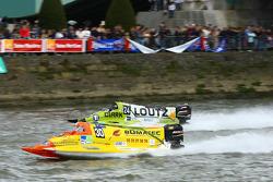 #30 Pps Racing Team: Pierre Sidoine, Pascal Sidoine, Richard Thommerel, Jean-François Dupuis