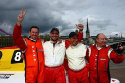 #8 Team Casino Forges Eaux: Philippe Masselin, Thierry Marchand, Jean-Marie Guerra, Arnaud Gallard