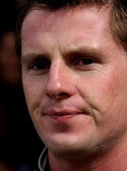 Jonny Reid, driver of A1 Team New Zealand