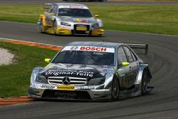 Bernd Schneider, Team HWA AMG Mercedes, AMG Mercedes C-Klasse, Oliver Jarvis, Audi Sport Team Phoeni