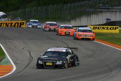 Timo Scheider, Audi Sport Team Abt, Audi A4 DTM, Mathias Lauda, Persson Motorsport AMG Mercedes, AMG