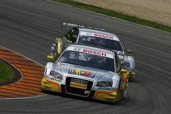 Oliver Jarvis, Audi Sport Team Phoenix, Audi A4 DTM and Alexandre Prémat, Audi Sport Team Phoenix, A