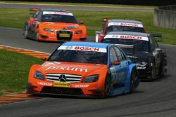 Mathias Lauda, Persson Motorsport AMG Mercedes, AMG Mercedes C-Klasse, ts, Mike Rockenfeller, Audi S
