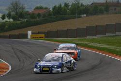 Katherine Legge, Futurecom T.M.E. Audi A4 DTM 2006, Mathias Lauda, Persson Motorsport AMG Mercedes,