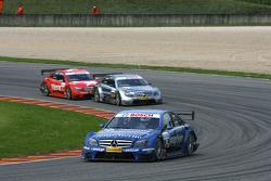 Maro Engel, Mücke Motorsport AMG Mercedes, AMG Mercedes C-Klasse, Bruno Spengler, Team HWA AMG Merce