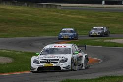 Jamie Green, Team HWA AMG Mercedes, AMG Mercedes C-Klasse, Maro Engel, Mücke Motorsport AMG Mercedes, AMG Mercedes C-Klasse, Paul di Resta, Team HWA AMG Mercedes, AMG Mercedes C-Klasse