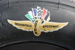 Het Indianapolis Motor Speedway logo