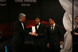A1GP.com Fanzone Best A1 Team awarded to A1 Team Malaysia
