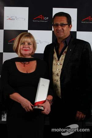 Best A1GP Broadcaster awarded to ESPN STAR Sports