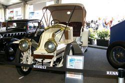 Renault vintage exhibition