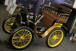Renault vintage exhibition; the ancester