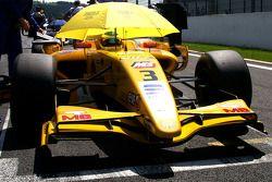 Bertrand Baguette, Inter Drago Racing