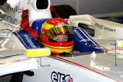 Pippa Mann, P1 Motorsport