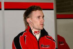 James Walker, Fortec Motorsport