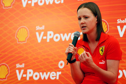 Dr. Lisa Lilley Shell Fuel Chemist, Shell Press Conference