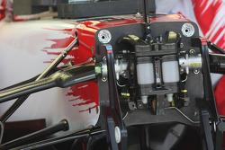 Toyota Racing, TF108 , detay
